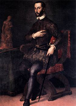 Duke Of Nemours Medici