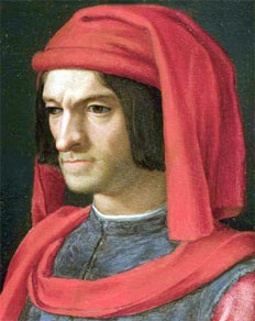 Lorenzo de' Medici, The Magnificent
